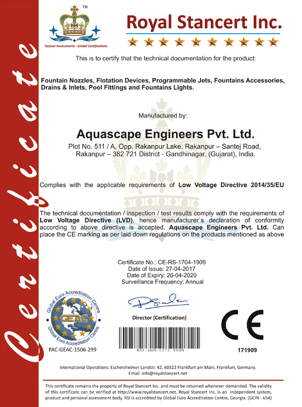 Aquascape Engineers Pvt Ltd - CE (1)